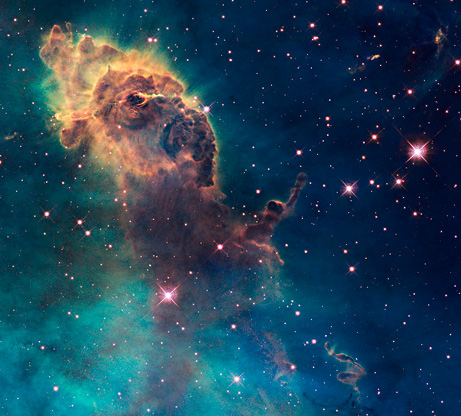 nasa pic of the day hubble 12092009